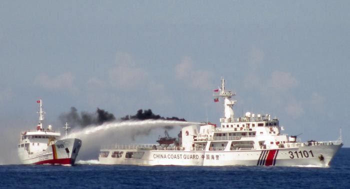 giàn khoan Hải Dương 981, Thomas L. Friedman, Trung Quốc, Việt Nam, biển Đông