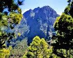 España: La Caldera de Taburiente, un lugar único en la isla de La Palma