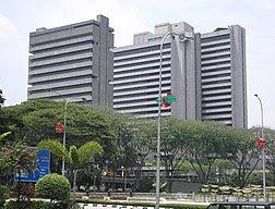 Ibu pejabat Bank Negara Malaysia di Kuala Lumpur.