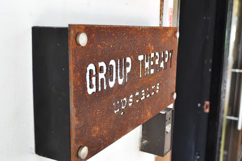 group therapy upstairs