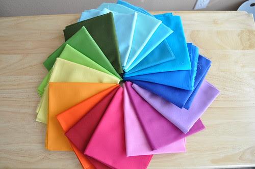 Bottled Rainbows ~ Solids