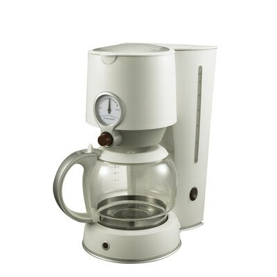 Delonghi icm40 filter coffee maker littlewoodsireland world coffee makers filters on sabichi living filter coffee maker in cream wayfair uk fandeluxe Choice Image