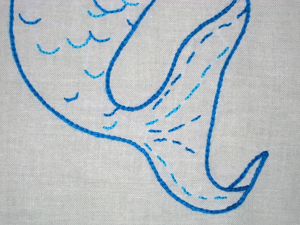 mermaid detail2