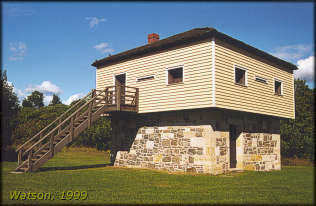 Blockhouse, 1999