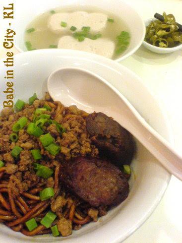 3JC - dry noodle