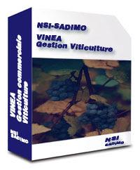 vinea le logiciel de gestion commerciale des viticulteurs vigneron par NSI-SADIMO