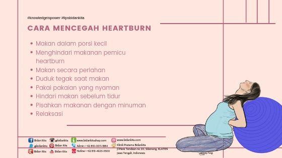 Walaupun Anda merasa bahagia dengan adanya manusia kecil yang sedang tumbuh di dalam Anda Heartburn saat Hamil? Bagaimana Mengatasinya?