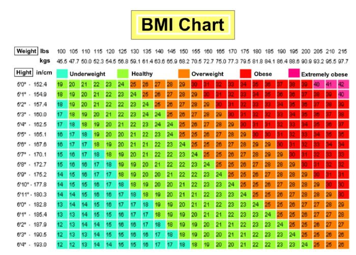 high body fat percentage normal bmi