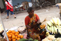 She is the Most Enterprising Woman in the Market by firoze shakir photographerno1
