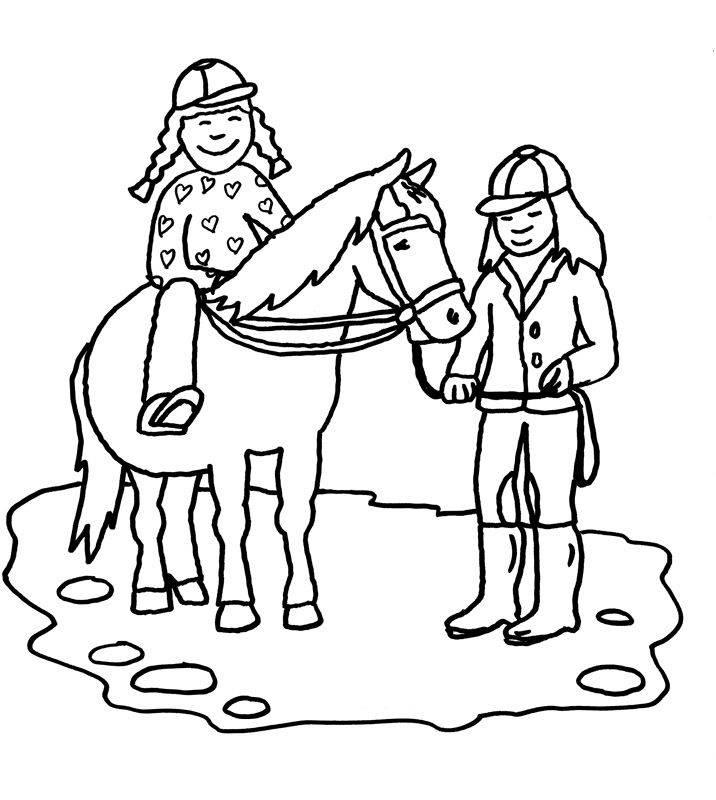 20 inspirational ausmalbilder pferde und fohlen