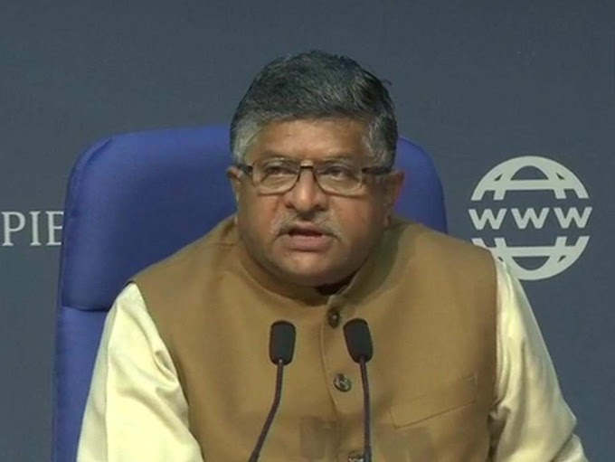 Ravi Shankar Prasad says Big Tech has to abide by India laws