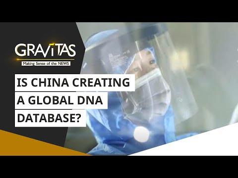 .中國廣泛採集男性 DNA 用於監控