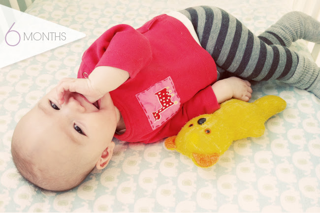 Emma Cate - 6 months
