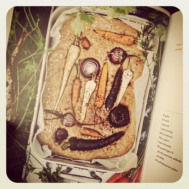 veggie garden bread