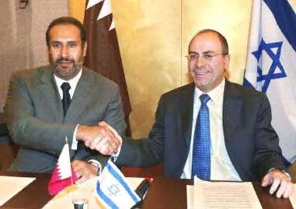 Le Frère musulman et mercenaire d'Israël, Hamad Ben Jassim, par ailleurs financier des terroristes du Hamas à Gaza!