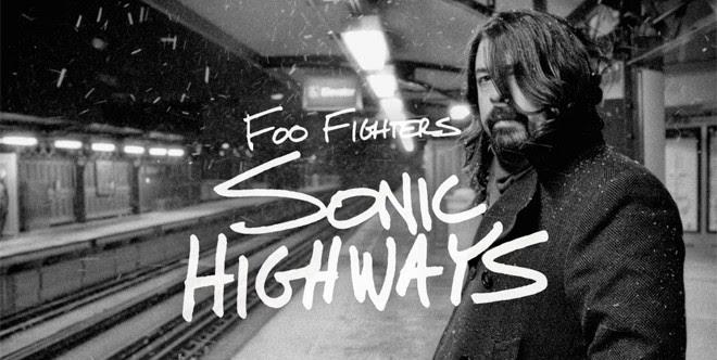 Foo Fighters - Sonic Highways (Foto: divulgação)