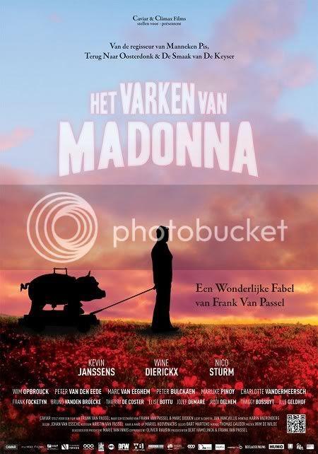 Het Varken van Madonna/Madonna