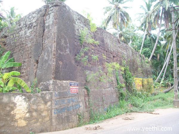 All India-Nagercoil Kanyakumari district Padmanabhapuram fort