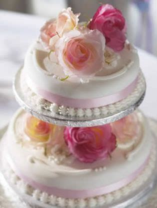 tesco wedding cake