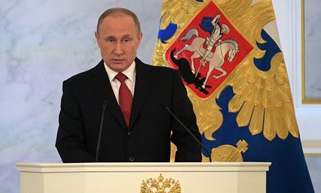 Putin, Vladimir Putin, thông điệp liên bang, liên bang Nga, Nga