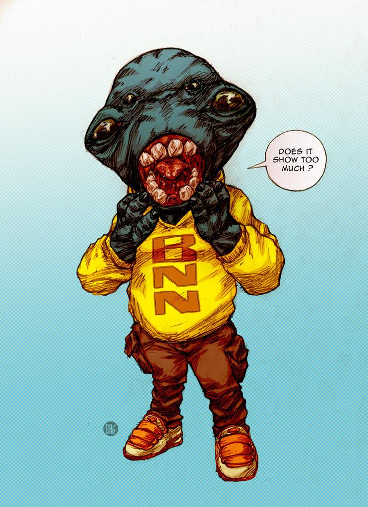 Teeth for BNN
