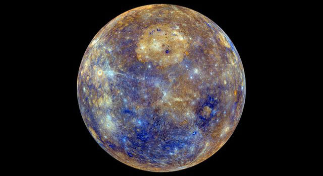 Schools Invited to Name Five Craters on Mercury