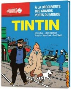 Tintin alla scoperta dei grandi porti del mondo!