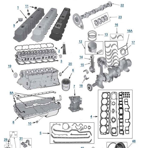 95 Jeep Wrangler Engine Schematic