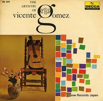 GOMEZ, VICENT artistry of