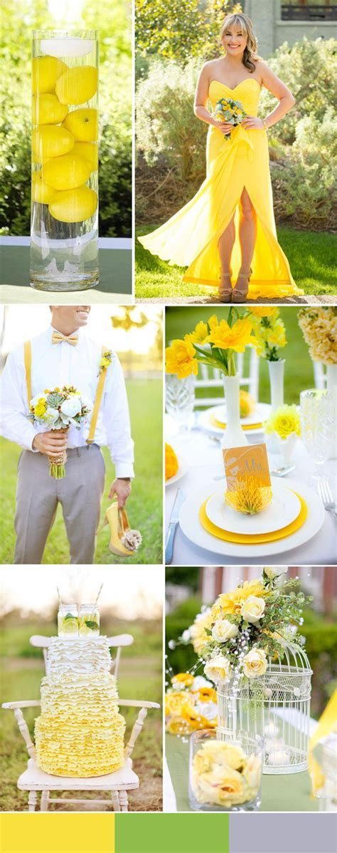 Calgary wedding blog: Top 10 Wedding Colors for Spring 2016