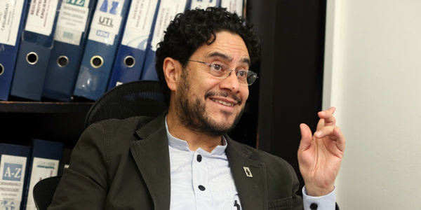 Iván Cepeda dice que el proceso de paz tiene enemigos armados y desarmados.