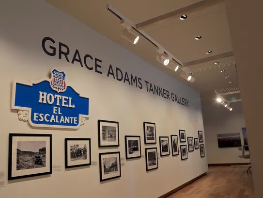 """""""The Grand Circle,"""" a historic photography show, is"""