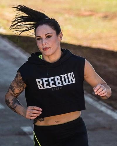Lina Lansberg, UFC Brasília, MMA (Foto: Bruno Miani/Inovafoto)