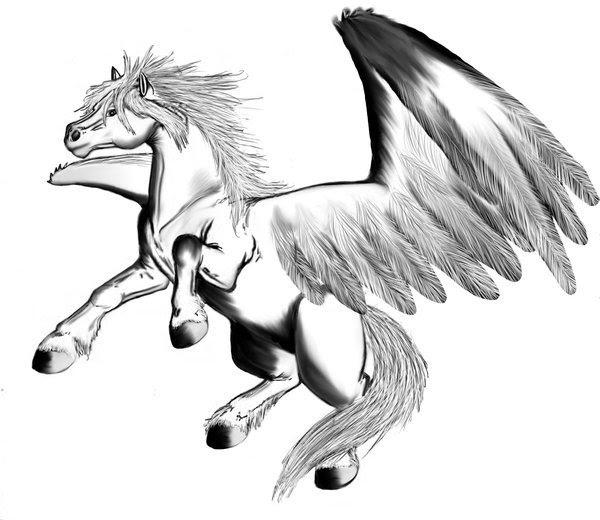 Roaring Pegasus