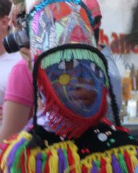 Bermudian Goombay Dancers