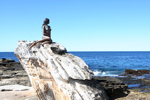 Little Mermaid Statue by Eva Rinaldi Celebrity and Live Music Photographer