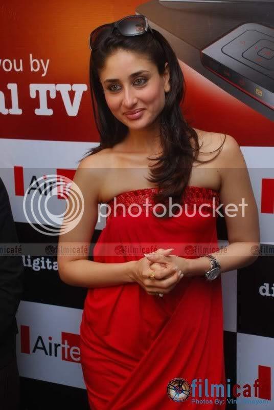 kareena kapoor hot bikini. Red hot Kareena Kapoor at an