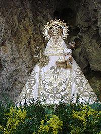 Imagen Virgen de Covadonga