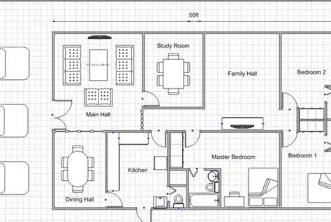 easy drawing plans    program  home plan