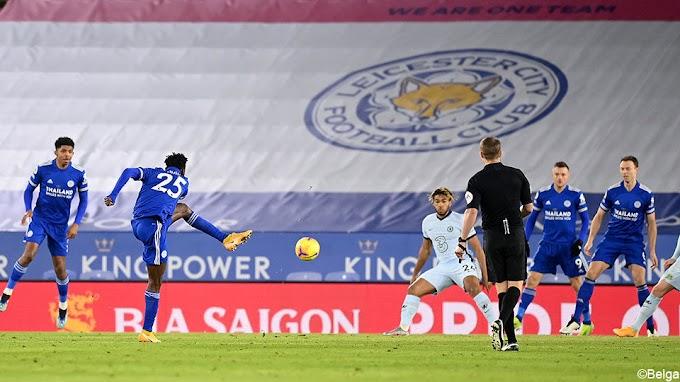 VIDEO: Ndidi en Maddison bezorgen Leicester City de leidersplaats in de Premier League