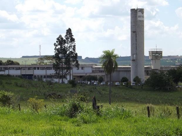Balbinos tem duas penitenciárias masculinos  (Foto: Alan Schneider/G1)