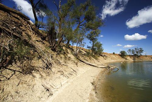 Murrumbidgee River, Hay, New South Wales, Australia, The Long Paddock IMG_5986_Hay