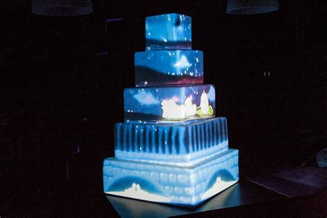 Hire Cake Mapping Projection   Projection Mapping on Cakes