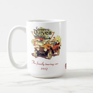The Family Touring Car mug