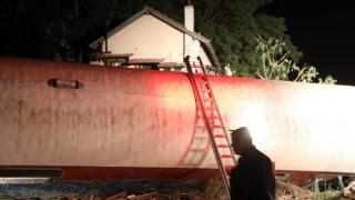Εκτροχιασμός αμαξοστοιχίας στο Άδενδρο: Δύο νεκροί και τρεις σοβαρά τραυματίες