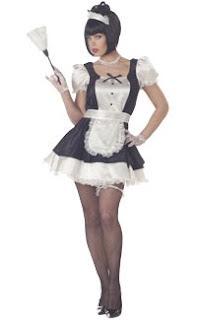 sexy Jakarta maid