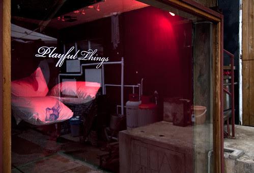 Playful Things ( EroticArt Week09- Alice Yard)