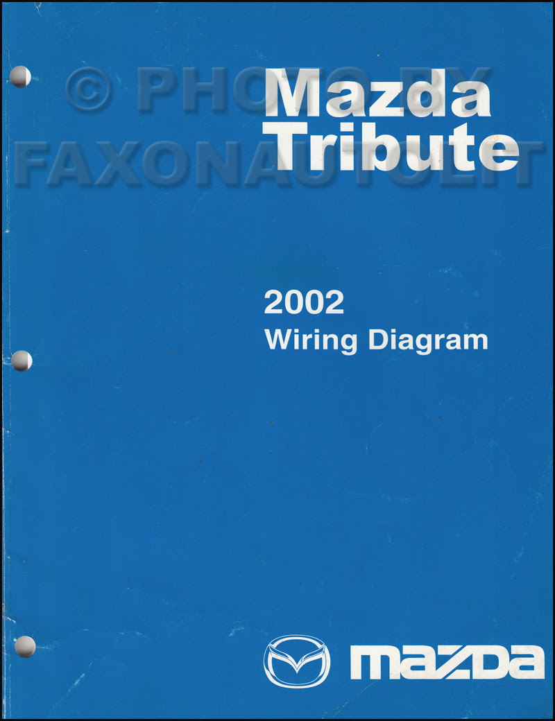 33 2001 Mazda Tribute Radio Wiring Diagram