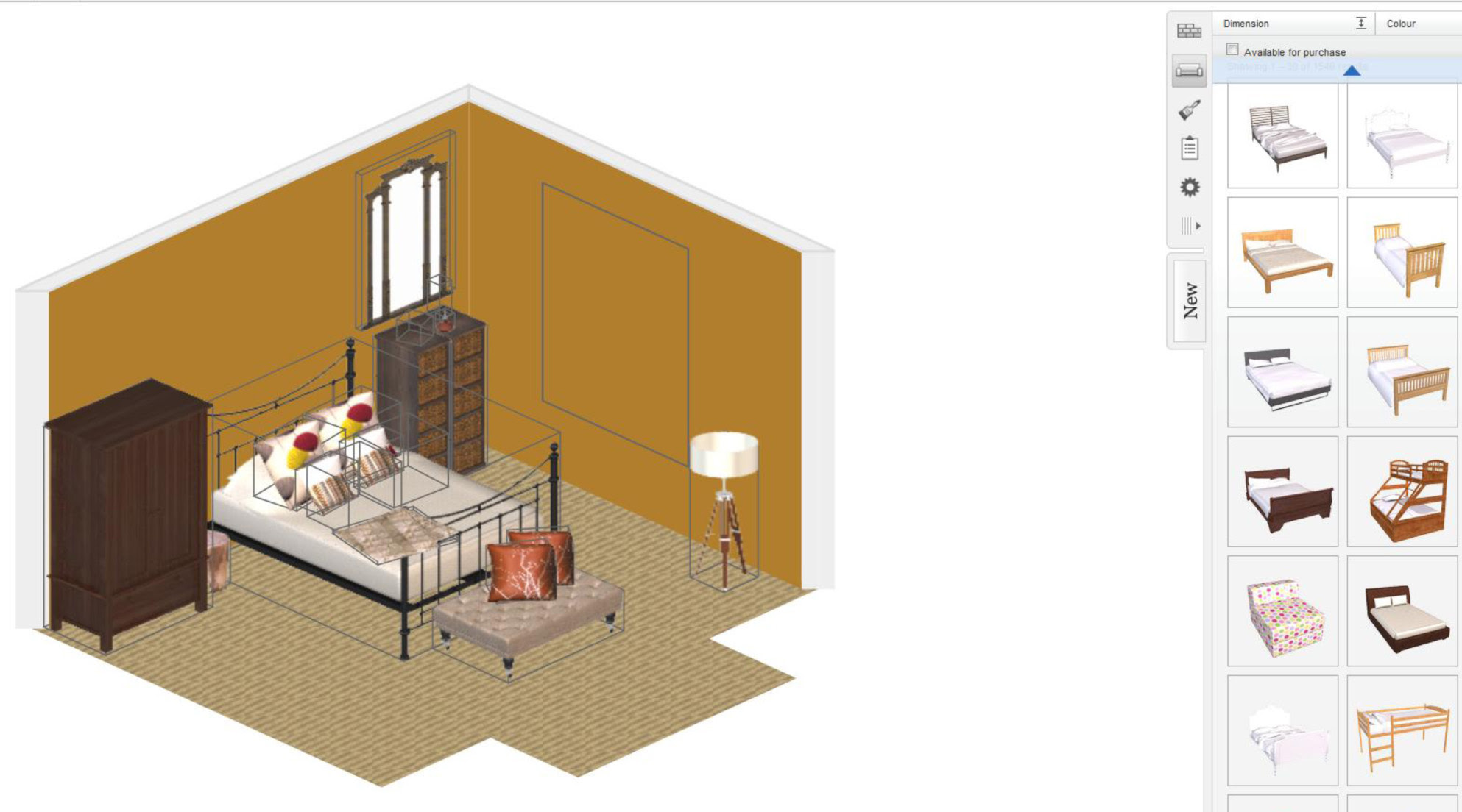 Design your room in 3D for free! | The Design Hub