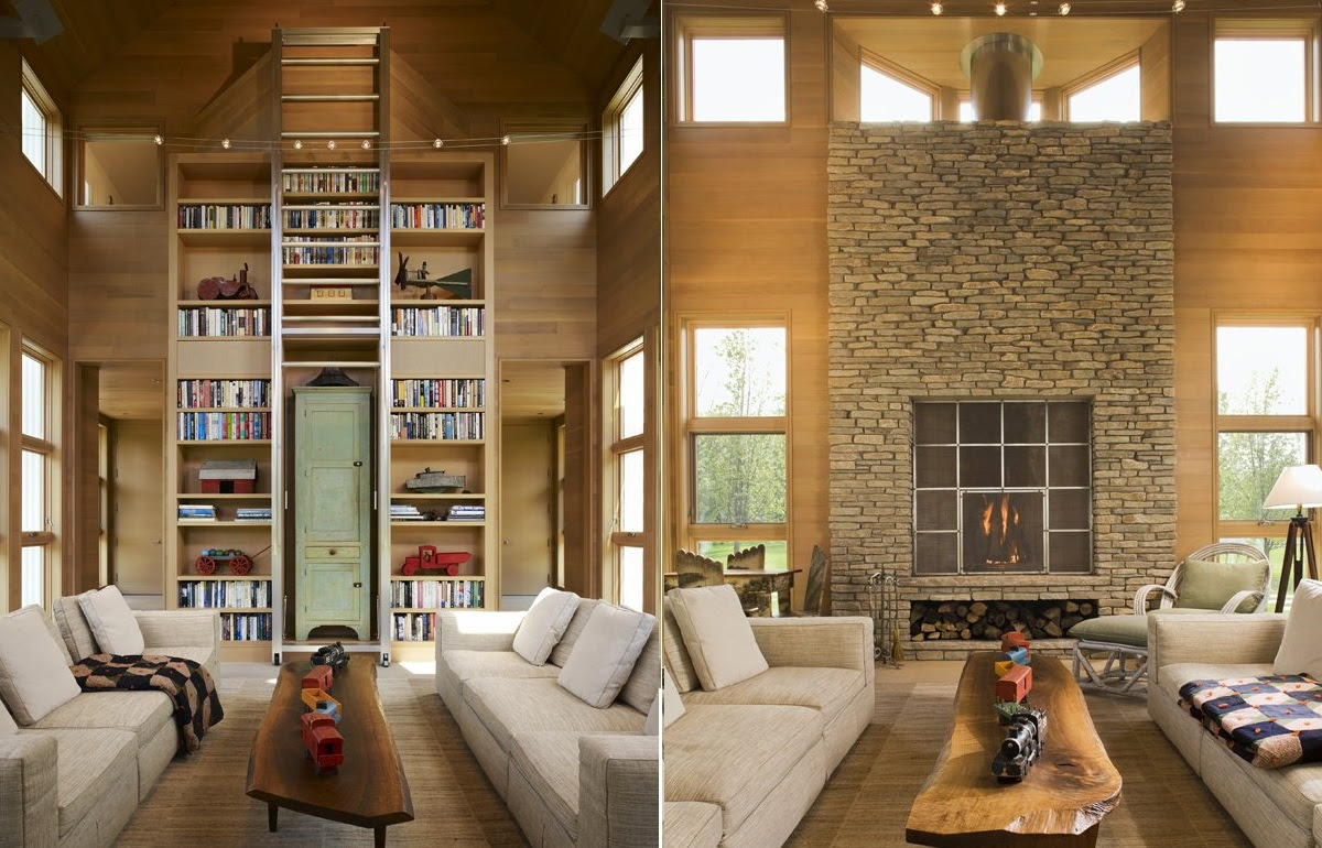 Dream House With Warm Practical And Interactive Interior Decoholic